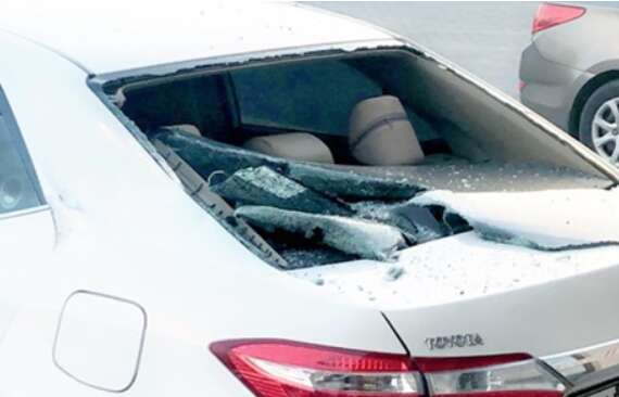 19-month-old falls 10 floors, lands on car in UAE