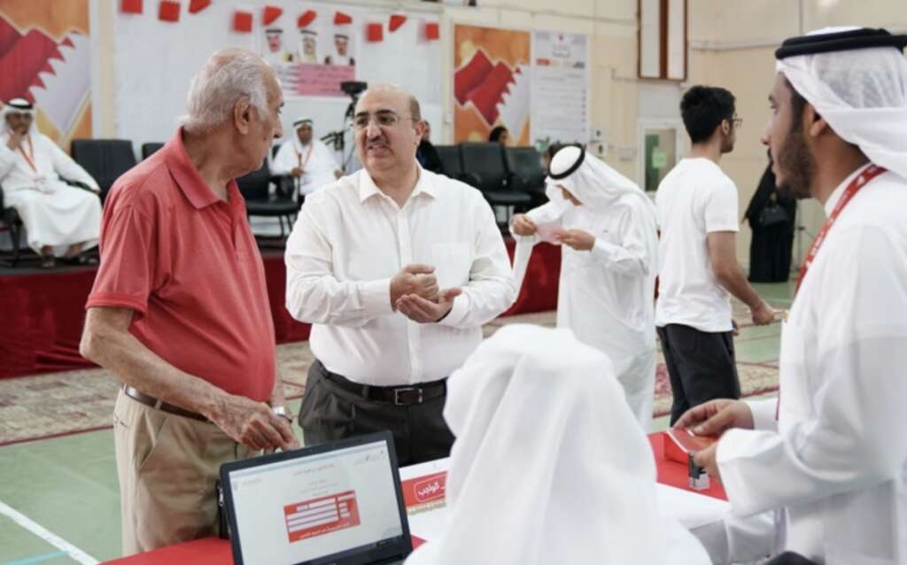 Bahrain reports 67% turnout in parliamentary elections