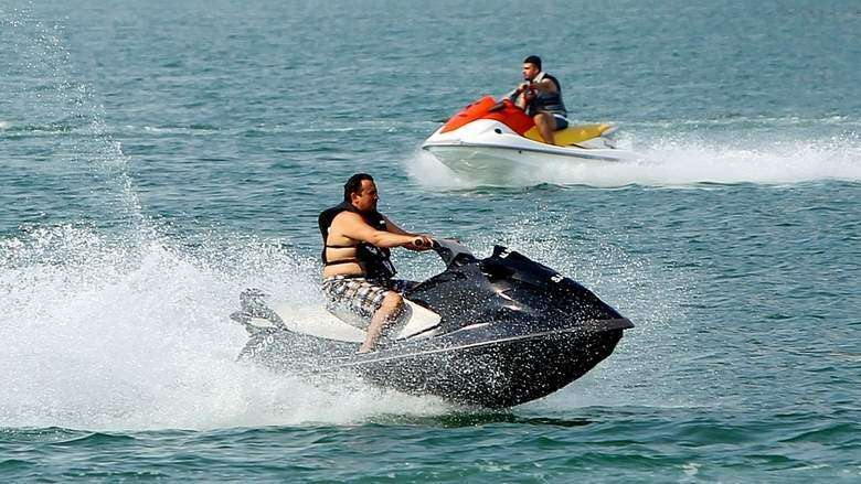 Up to Dh2,000 fine for driving jet ski close to beach in UAE