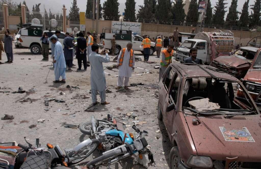 20 killed in attack targeting Hazara community in Quetta
