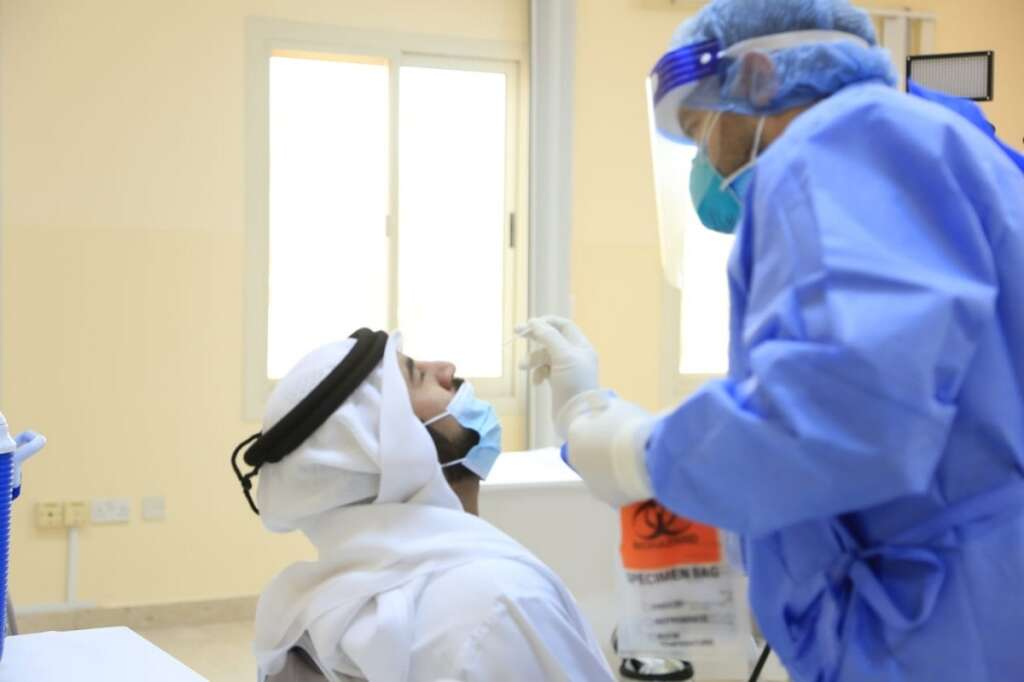 Sharjah, government, employees, workplace, coronavirus, tests, Covid-19, Sharjah Human Resources Directorate