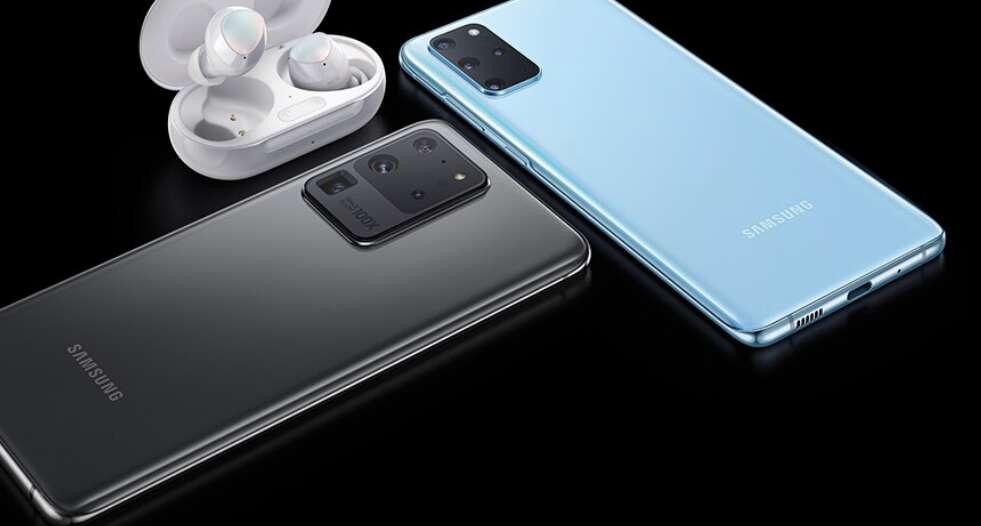 Samsung, foldable phone , Galaxy Z Flip, Galaxy S 20, Pre-order, Galaxy S20+