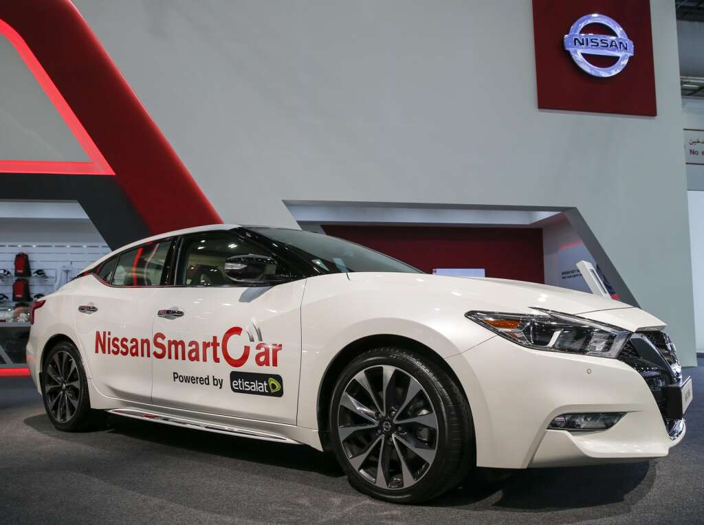 Etisalat, Nissan launch Middle Easts first connected car