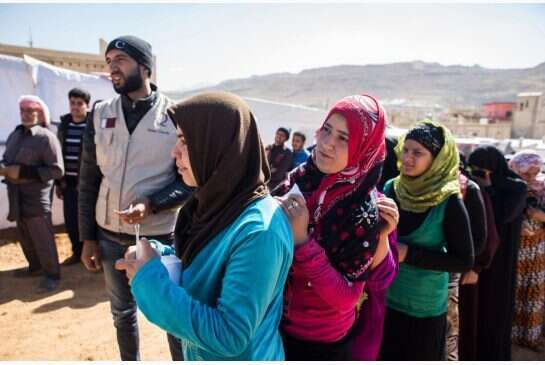 Money alone cannot solve Syrian refugee crisis, says UN official