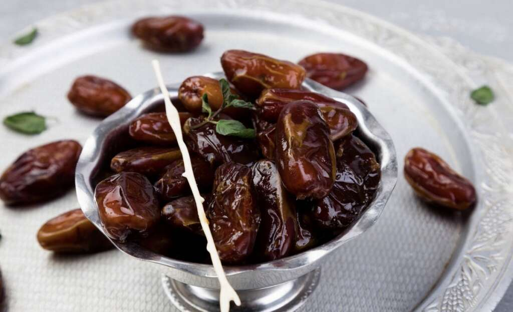During Ramadan, dates are more than just fruits