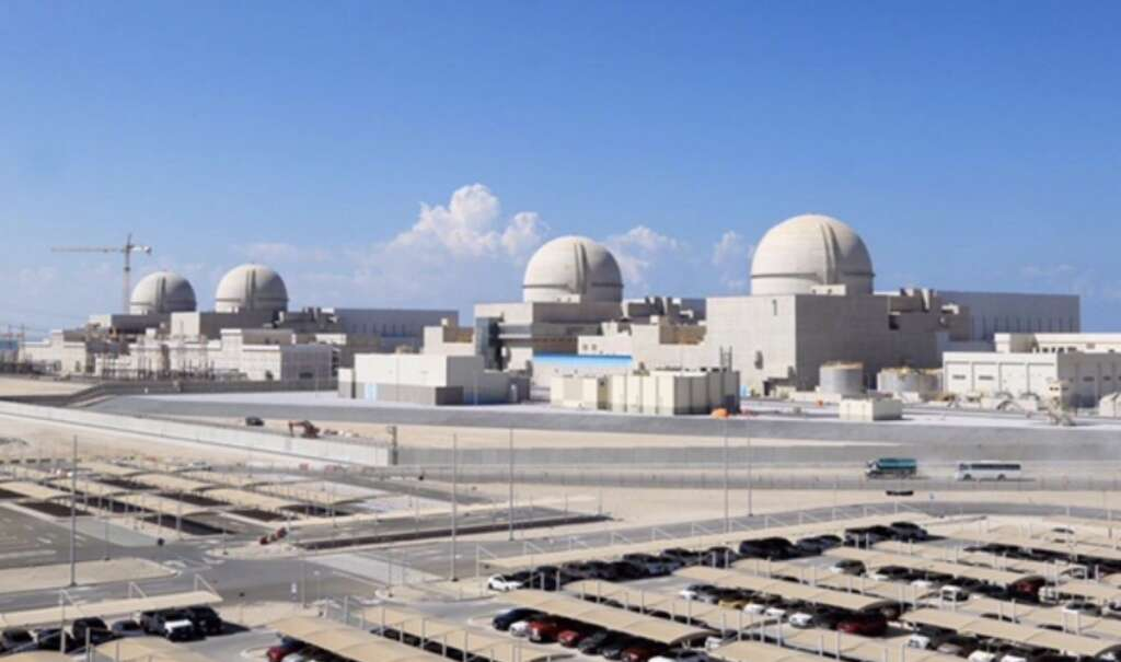 Barakah Nuclear Energy Plant, emission-free, electricity, reach your home,