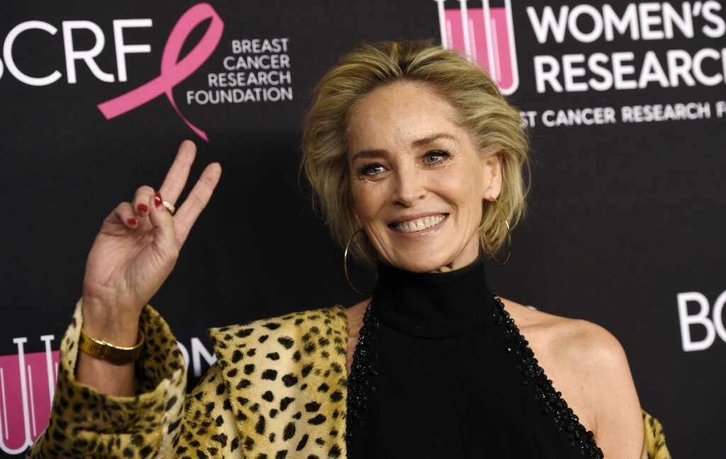 Sharon Stone, Montana, Coronavirus, Covid-19, criticizes, testing, Hollywood, actress