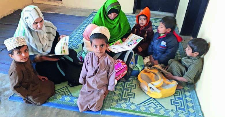 kt for good, education, distant villages