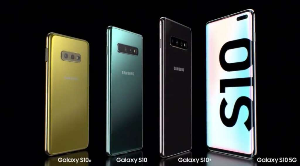 Now, pre-order Samsung Galaxy S10 for Dh149 per month in UAE
