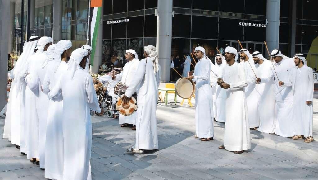 FOLK DANCE, National Day, Dubai, Design Distric