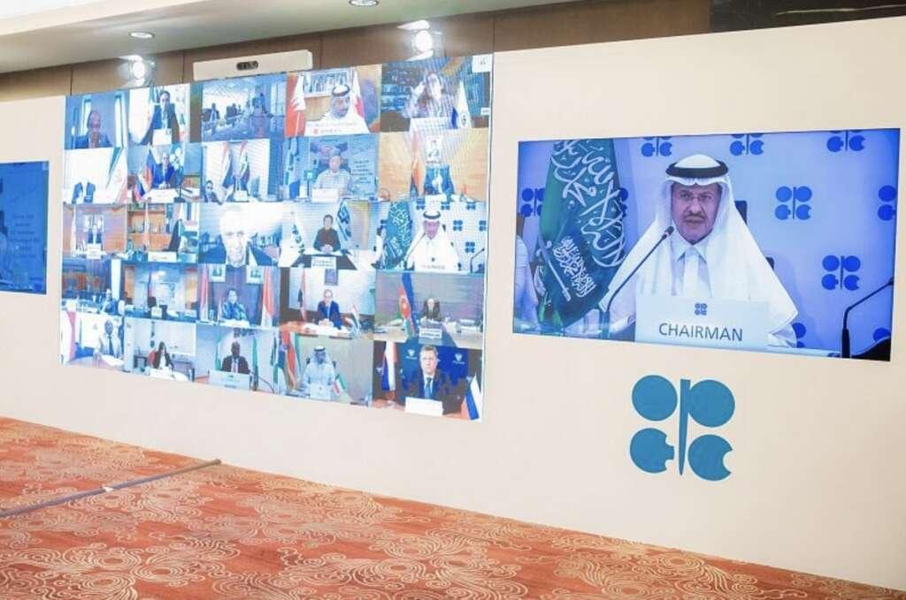 Saudi,  OPEC+ oil, Russia, Mexico