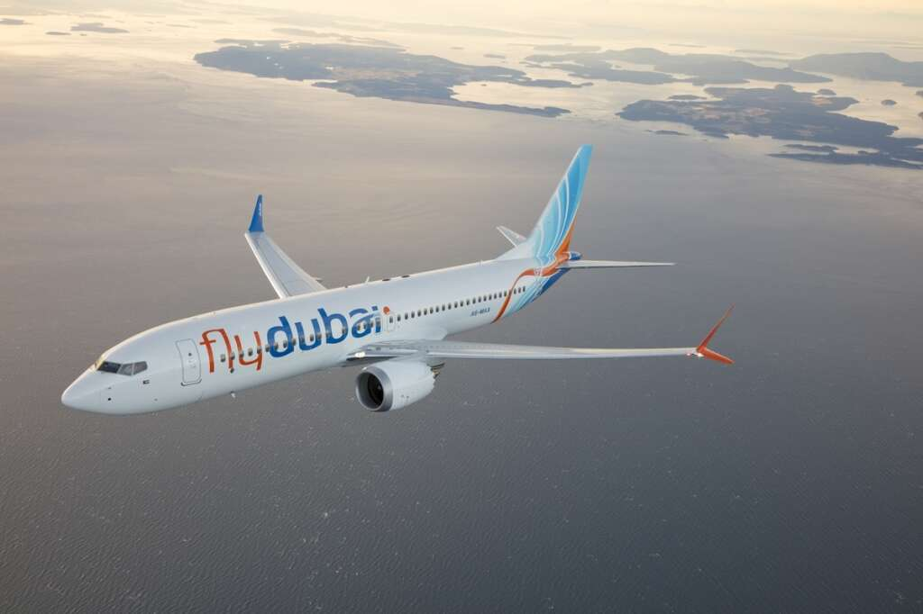 10% discount on flydubai tickets for UAE government employees