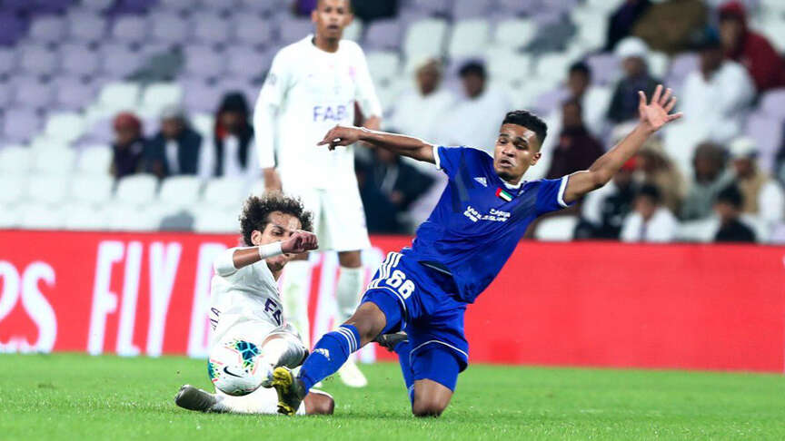 Al Nasr beat Al Ain in shootout, set up final against Shabab Al Ahli