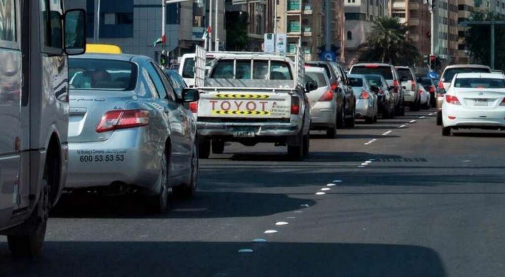 Dh400 fine for making this mistake while driving in UAE