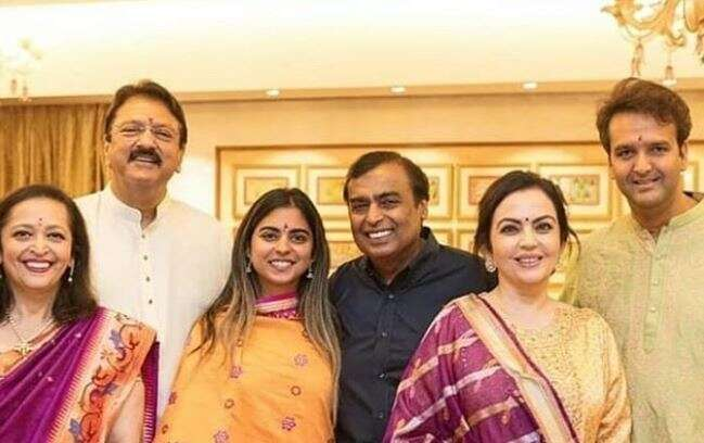Video Isha Ambani S Wedding Invitation Costs Dh15 000 Each Khaleej Times