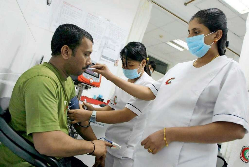 Unusual increase in UAE flu cases triggers high demand for vaccine