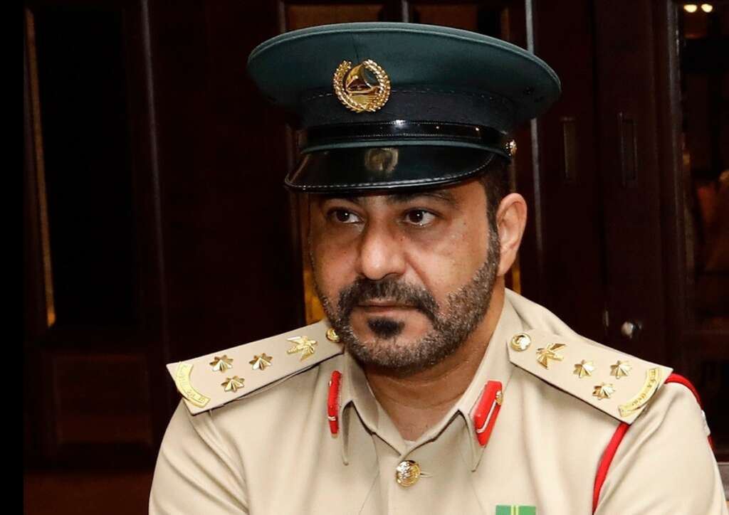 Dubai police station, Covid, restrictions, violations