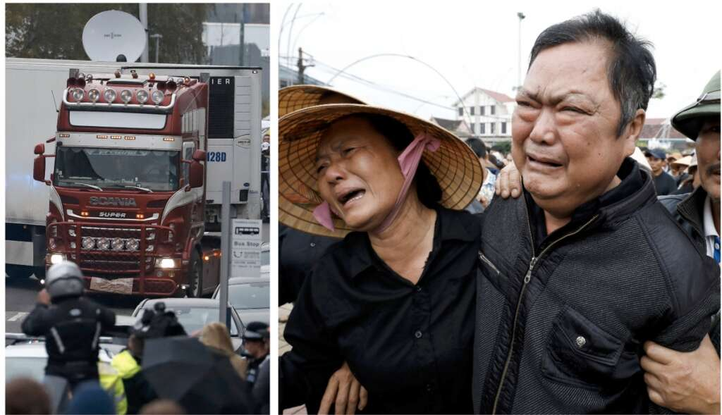 Vietnam, UK truck victim, Vietnamese, London