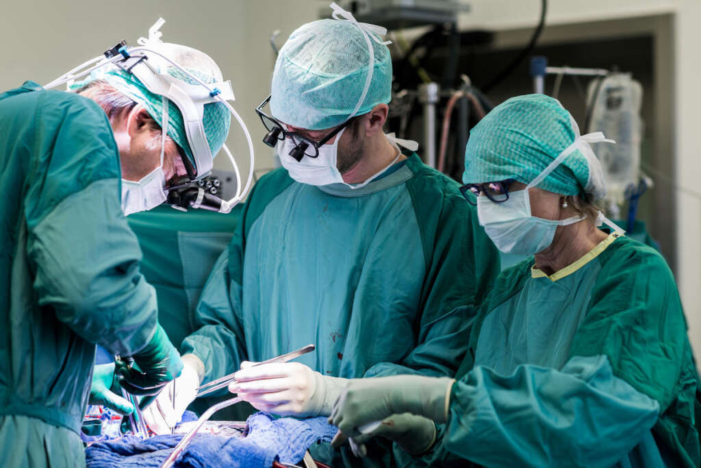 UAE surgeons perform one of the worlds rarest heart surgeries