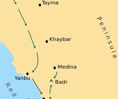 Battle of Badr: The first of the great battles of Islam