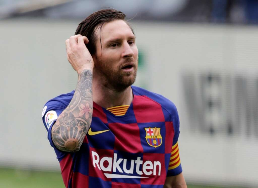 Lionel Messi ready to leave Barcelona: Report