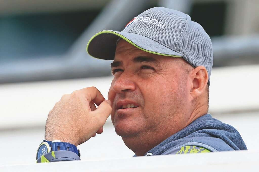 1ee720d3 Mickey Arthur says Pakistan expected to face short-pitched bowling.