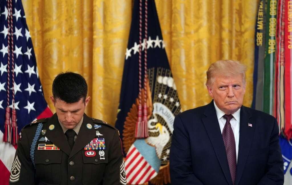 Donald trump, joe biden, 9/11, anniversary