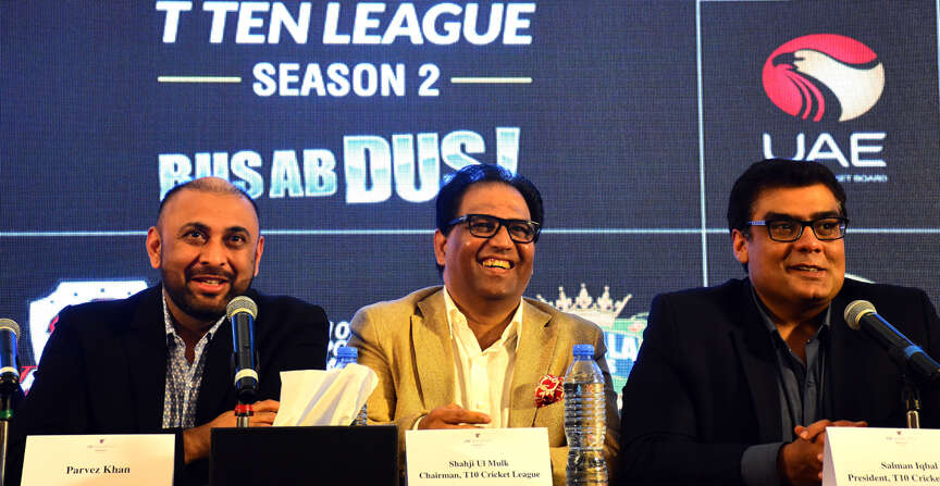 Second season of T10 Cricket League to feature two new teams