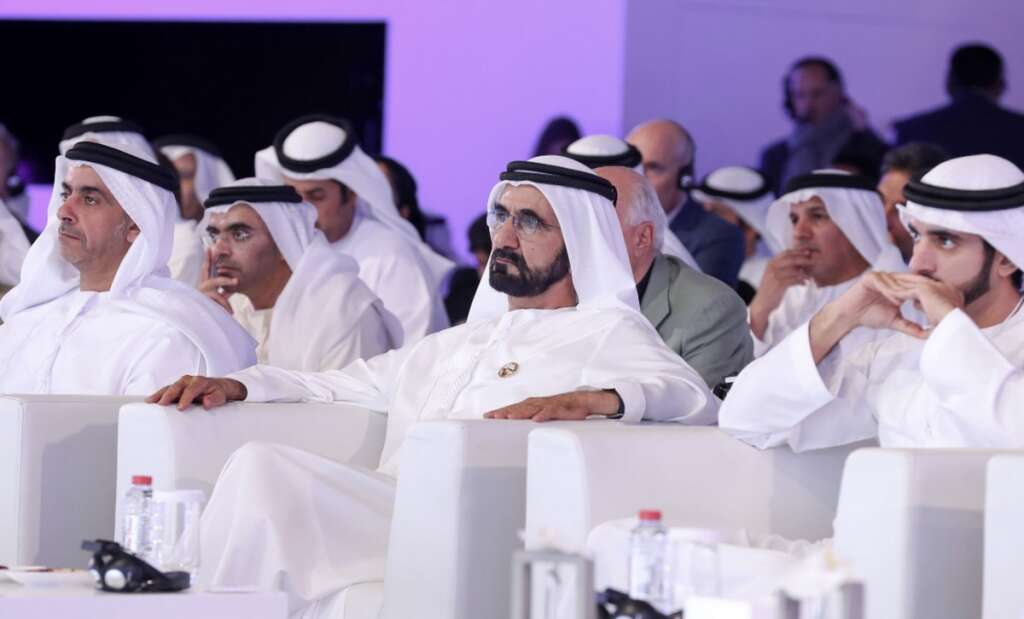 Sheikh Mohammed expresses optimism for Economic Reforms in Arab World