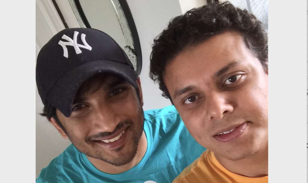 Vishal Kirti, Sushant Singh Rajput, brother in law, post, blog, therapist, disclosure, illegal, medical information, Bollywood