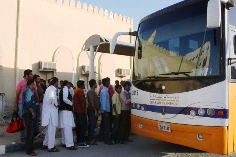 Now, a Sharjah bus to Dubai airport - News   Khaleej Times