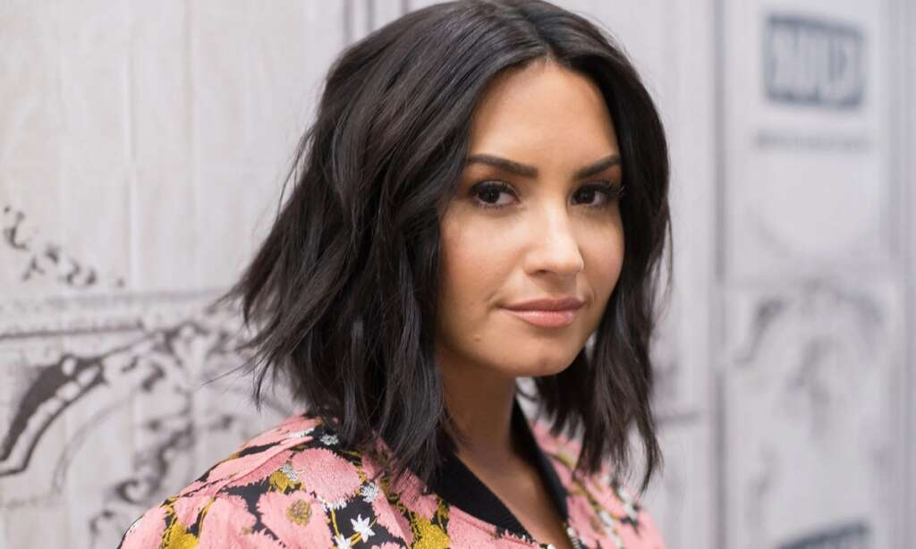 Demi Lovato, Commander in Chief, music video, Trump