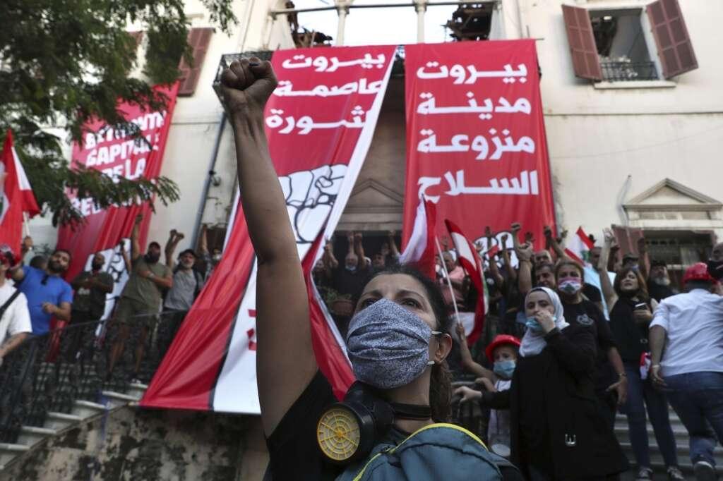 Lebanese ex-ministers, Hezbollah ties, US curbs