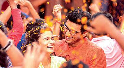 Love makes Bollywood go round - Khaleej Times