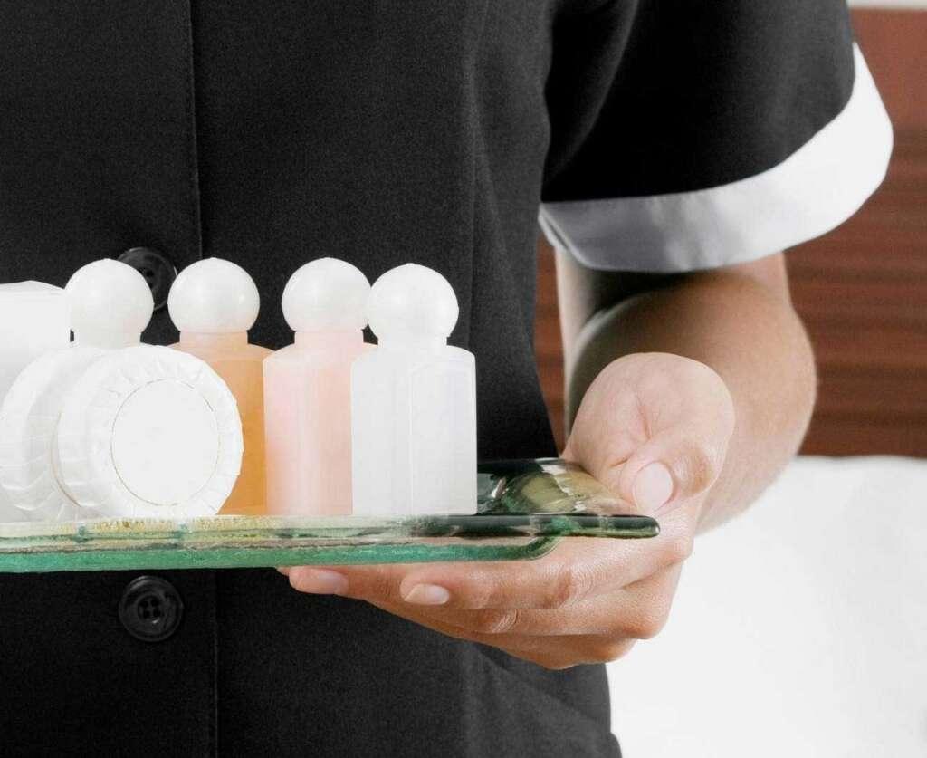 Hotel brand , hotel in UAE,  miniature toiletries, holiday, travel,