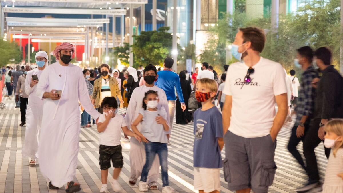 Expo 2020 Dubai: Free tickets for nannies, housekeepers
