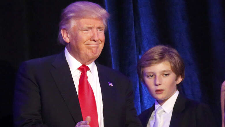Barron Trump: 11 things to know about First Boy of US