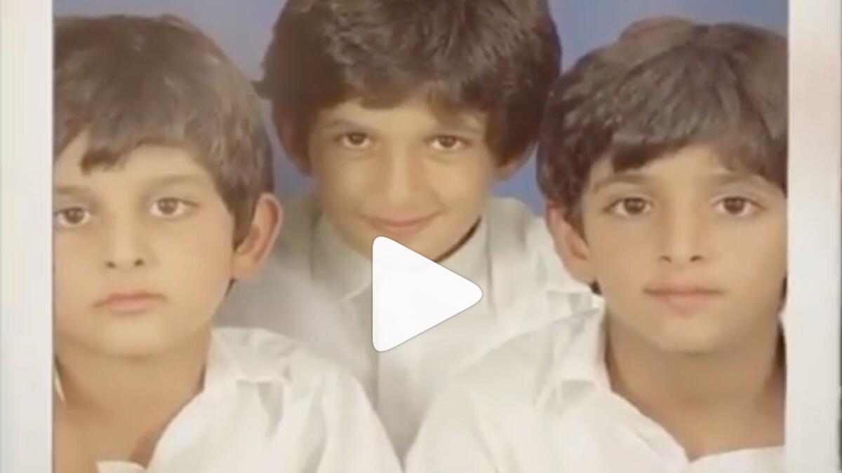 Watch: Dubai's Sheikh Hamdan pays moving tribute to late brother, Sheikh Rashid