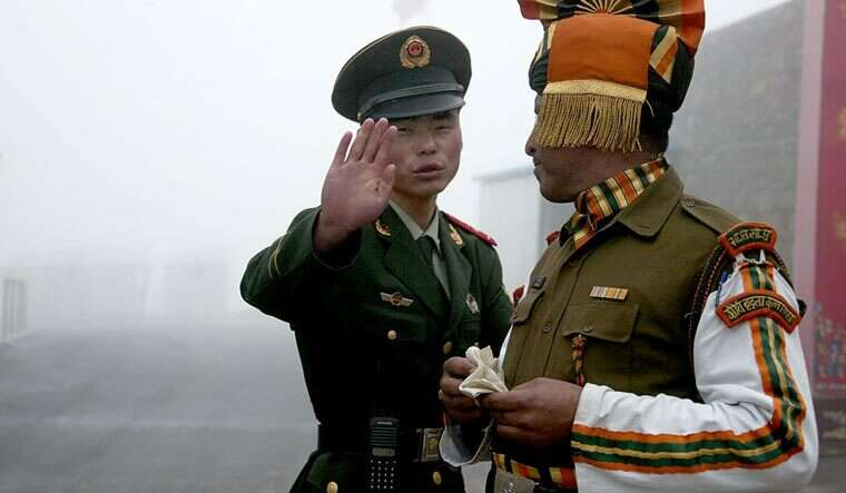 india, accuses, china, fresh, provocative, actions, himalayan, mountain, border, troops