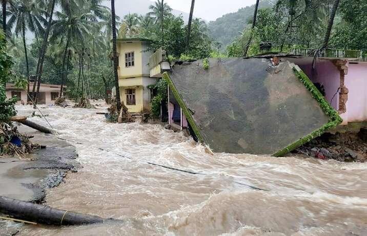 27 killed in Kerala rain, 3 shutters of Idukki dam opened