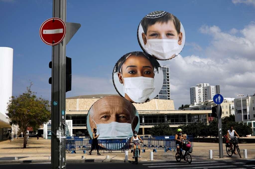 Israel, toughens, lockdown, coronavirus, covid-19