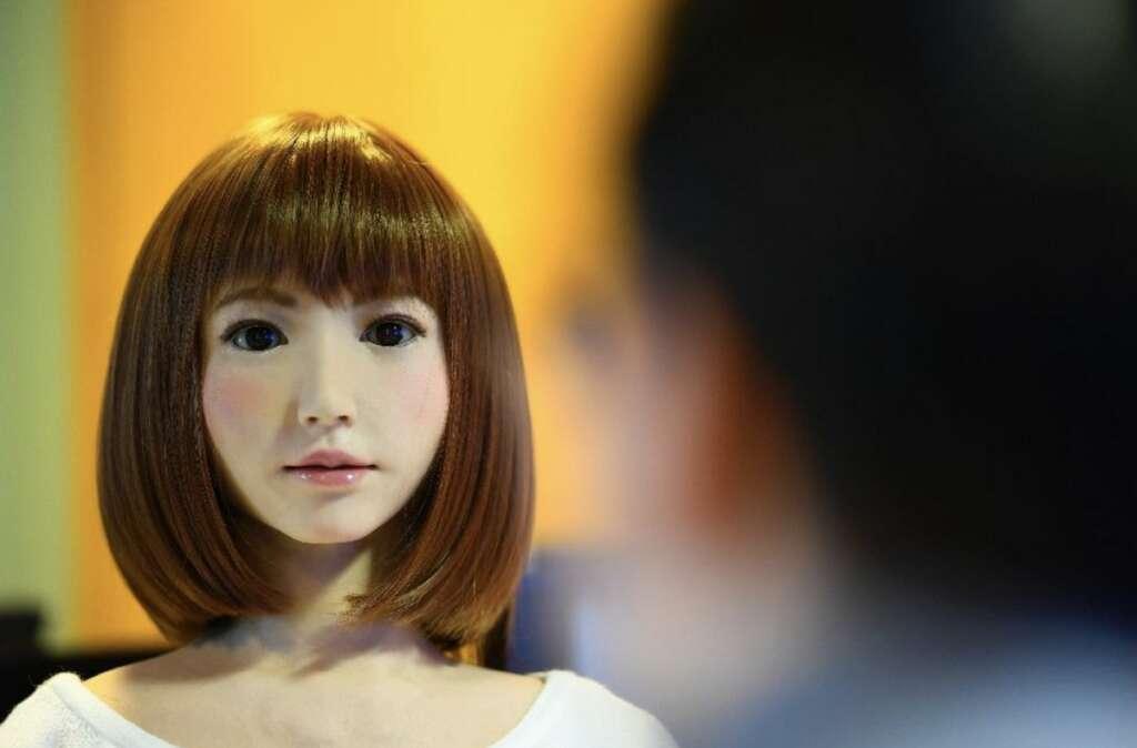Increasingly human-like robots spark fascination and fear - Khaleej
