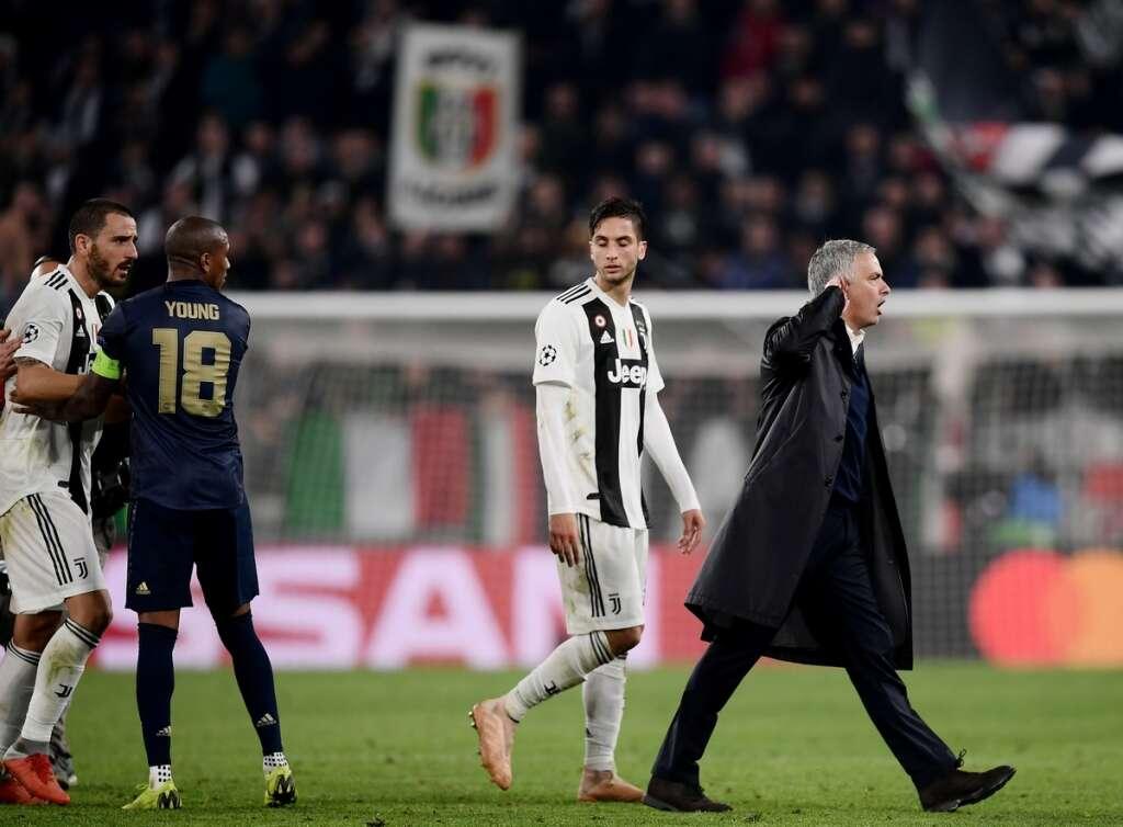 Jose defends Juve taunts after victory'