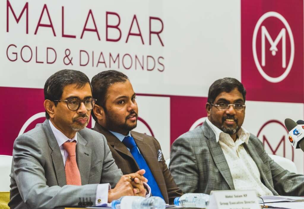 Malabar Gold to open 50 outlets in 2018 to hit major