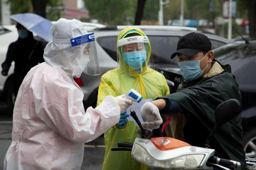 China, zero, new, coronavirus, cases,infections, first, time