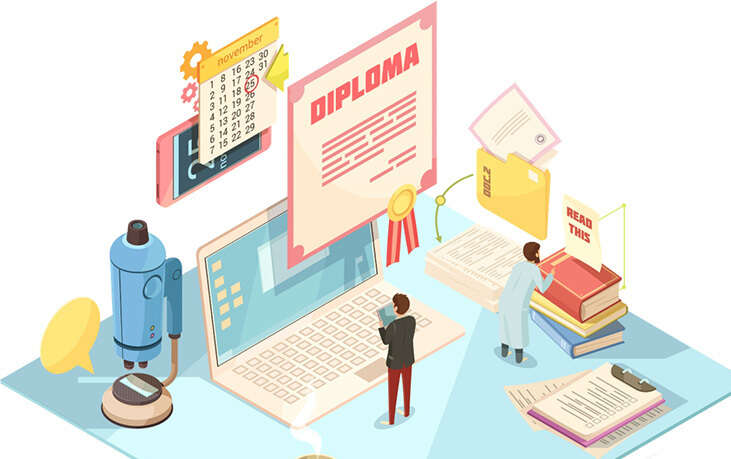 Using blockchain to unchain education