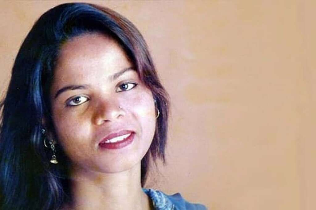 Asia Bibi freed, her location unknown