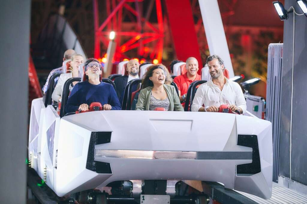 Double the fun at Yas Waterworld and Ferrari World Abu Dhabi with UAE National Day residents offer