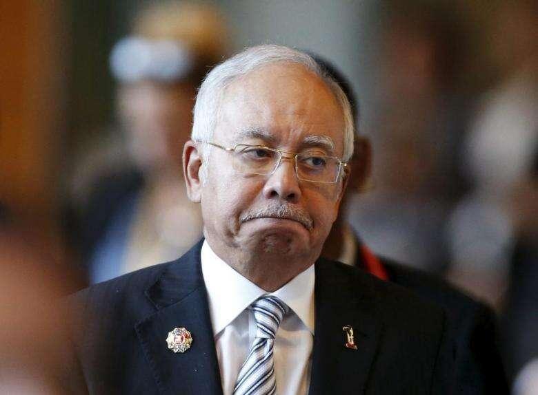 Former Malaysian PM Najib arrested for corruption
