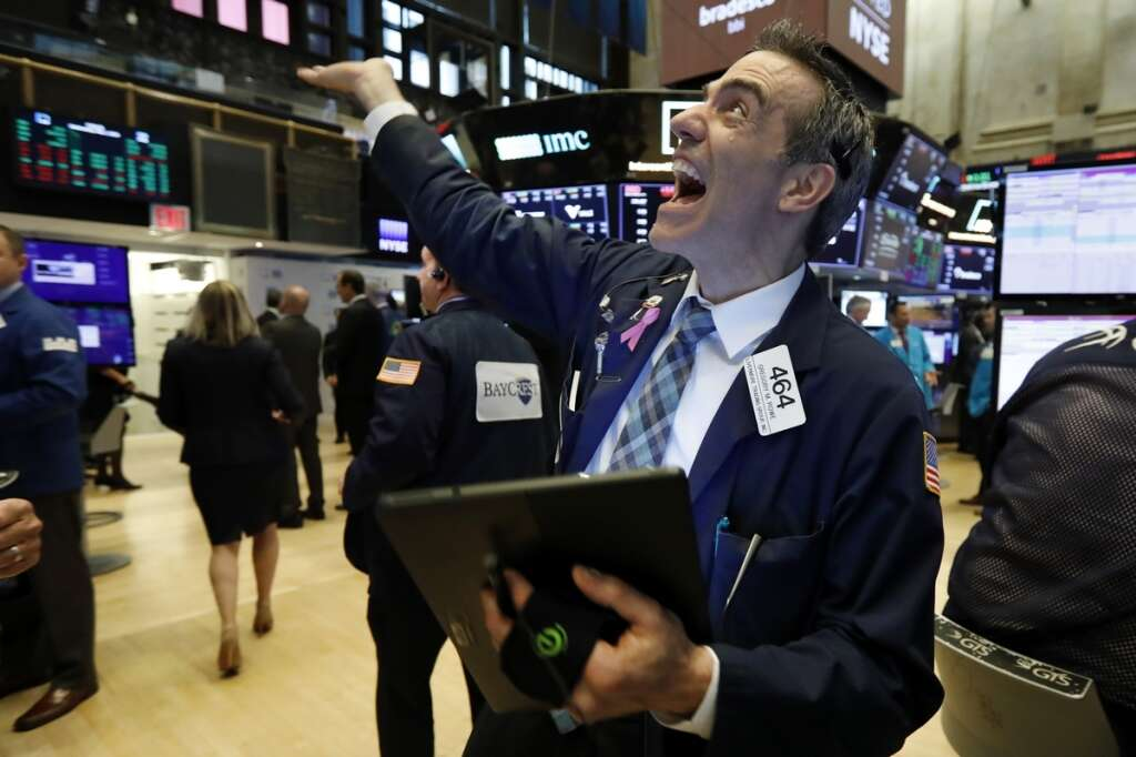 US stock market, business, US Federal Reserve, New York Stock Exchange